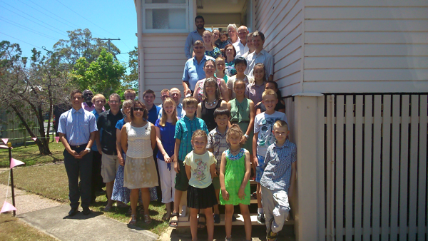 Brisbane Congregation